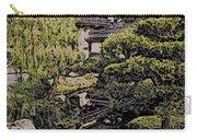 Hidden Pagoda Carry-all Pouch