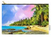 Hidden Paradise Carry-all Pouch