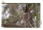 Hiding In The Trees Carry-all Pouch