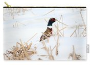 Hiding Rooster Carry-all Pouch