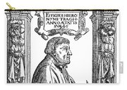 Hieronymous Bock (c1489-1554) Carry-all Pouch