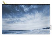Higbee Beach Cyanotype Carry-all Pouch