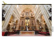 High Altar Of Cordoba Cathedral Carry-all Pouch