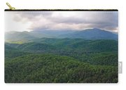 High Country 3 In Wnc Carry-all Pouch