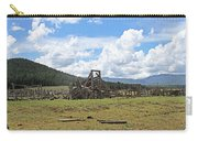 High Country Roundup The Old Days Carry-all Pouch