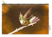 High Definition Hummer Carry-all Pouch