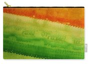 High Desert Original Painting Carry-all Pouch