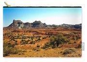 High Desert View Carry-all Pouch