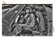 High Dynamic Range Image Of A Woman Carry-all Pouch