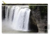 High Falls In Rochester New York Carry-all Pouch