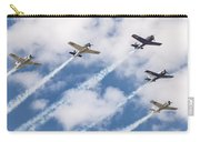 High Flying Five Carry-all Pouch