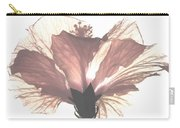 High Key Hibiscus Carry-all Pouch