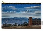 High Mountain Barn Carry-all Pouch