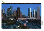 High Rise Buildings In Houston Carry-all Pouch