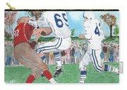 High School Football Carry-all Pouch