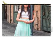 High School Senior Portrait French Quarter New Orleans Carry-all Pouch