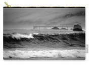 High Seas By The Pier Carry-all Pouch