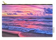 High Tide At San Onofre Carry-all Pouch