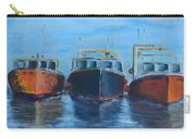 High Tide Breton Harbor Carry-all Pouch