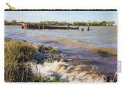 High Tide Carry-all Pouch by Dawn OConnor