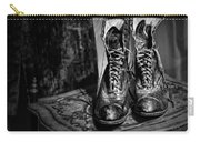 High Top Shoes - Bw Carry-all Pouch