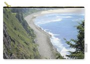 High View Of Oregon Coast Carry-all Pouch