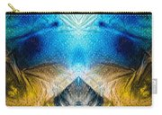 Higher Love Art By Sharon Cummings Carry-all Pouch