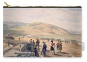 Highland Brigade Camp, Plate From The Carry-all Pouch