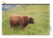 Highland Caw Carry-all Pouch