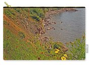 Highlands Coastline In Cape Breton Highlands Np-ns Carry-all Pouch