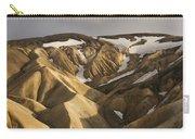 Highlands Fjallabak Nature Reserve Carry-all Pouch