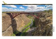 Highway 97 Bridge Carry-all Pouch