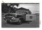 Highway Patrol 4 Carry-all Pouch by Tommy Anderson