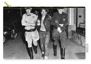 Highway Patrolmen And Police Officer Hollister July 7 1947 Carry-all Pouch