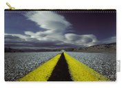 Highway Through Death Valley Carry-all Pouch