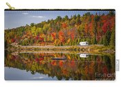 Highway Through Fall Forest Carry-all Pouch