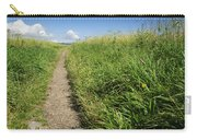 Hiking Path In Devon England Carry-all Pouch