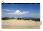 Hill Country And Enchanted Rock Panorama Carry-all Pouch