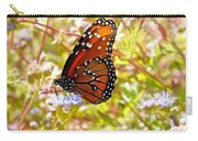 Hill Country Butterfly Carry-all Pouch