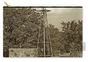 Hill Country Windmill Carry-all Pouch