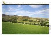 Hill Range North Of Edale Carry-all Pouch