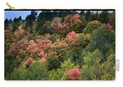 Hill Side Colors Carry-all Pouch