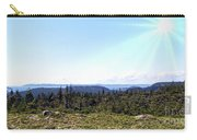 Hill View - Summer - Berry Picking Barrens Carry-all Pouch