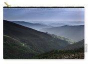 Hills And Valleys Carry-all Pouch