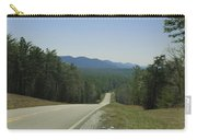 Hills Of Talladega National Forest Alabama Carry-all Pouch