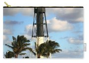 Hillsboro Inlet Lighthouse Carry-all Pouch