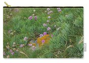 Hillside Of Wildflowers Carry-all Pouch