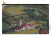 Hilltop Village Switzerland Carry-all Pouch