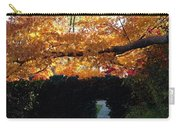 Hillwood Mansion Fall Garden Carry-all Pouch