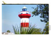 Hilton Head Lighthouse And Palmetto Carry-all Pouch